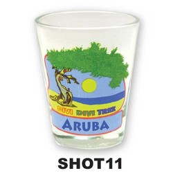 DIVI DIVI TREE SHOT GLASS