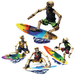 Surf Skeleton