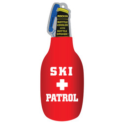 BOTTLE COOLER  SKI PATROL