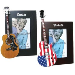Guitar Photo Frame