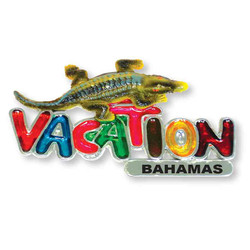 GATOR VACATION MAGNET