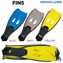 MEDIUM-LARGE WATER FINS