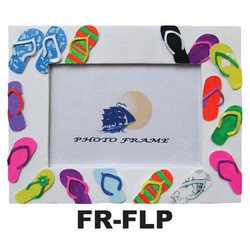 Flip Flops Beach Photo Frames