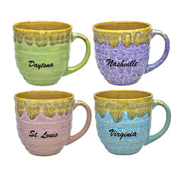 Mug-159 Glazed Ceramic Mugs