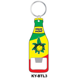 HIGH MON! KEYCHAIN BOTTLE OPENER
