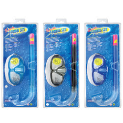 TEENS MASK & SNORKEL SET