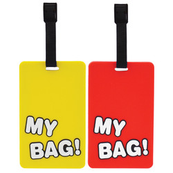 My Bag! Bag Tag