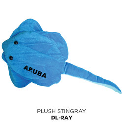 Plush Stingray