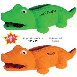 Squeeze Me Alligator
