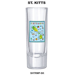 ST KITTS MAP SHOOTERS