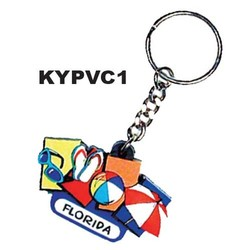 BEACH PARTY KEYCHAINS