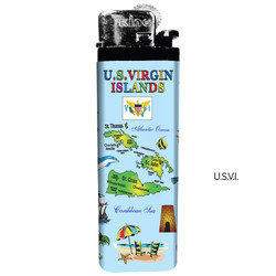 U.S. Virgin Islands Lighters