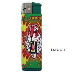 TATTOO 1 Lighters