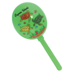 TURTLE MARACAS 5 ASSORTED COL