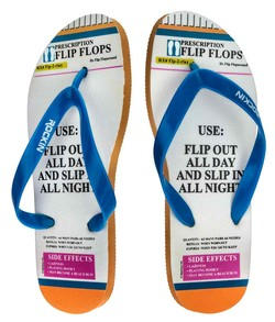 PRESCRIPTION FLIP FLOPS for Women