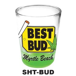BEST BUD SHOTGLASS