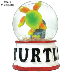 Turtle Tropical Water Globes