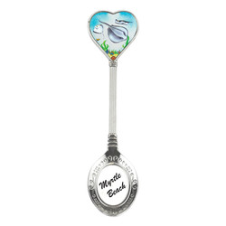 FOIL SOUVENIR SPOON MAGNETS