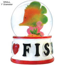 Fish Tropical Water Globes
