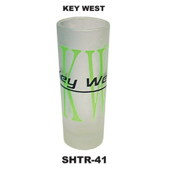 KEY WEST SHOOTER GLASSES